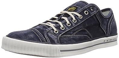 G-Star CAMPUS RAW Scott III Wash - Zapatillas para hombre, color blau (