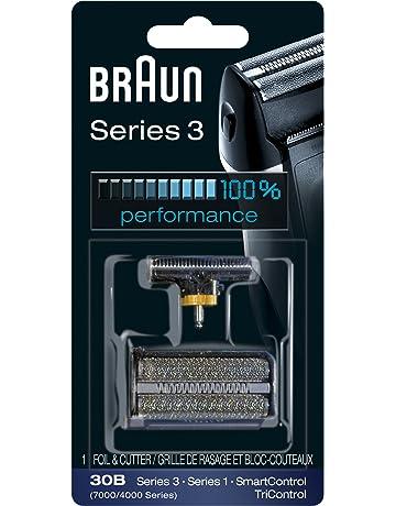 Braun Afeitadora Series 3 30B Lámina de piezas de repuesto, cabeza: Amazon.es: Belleza
