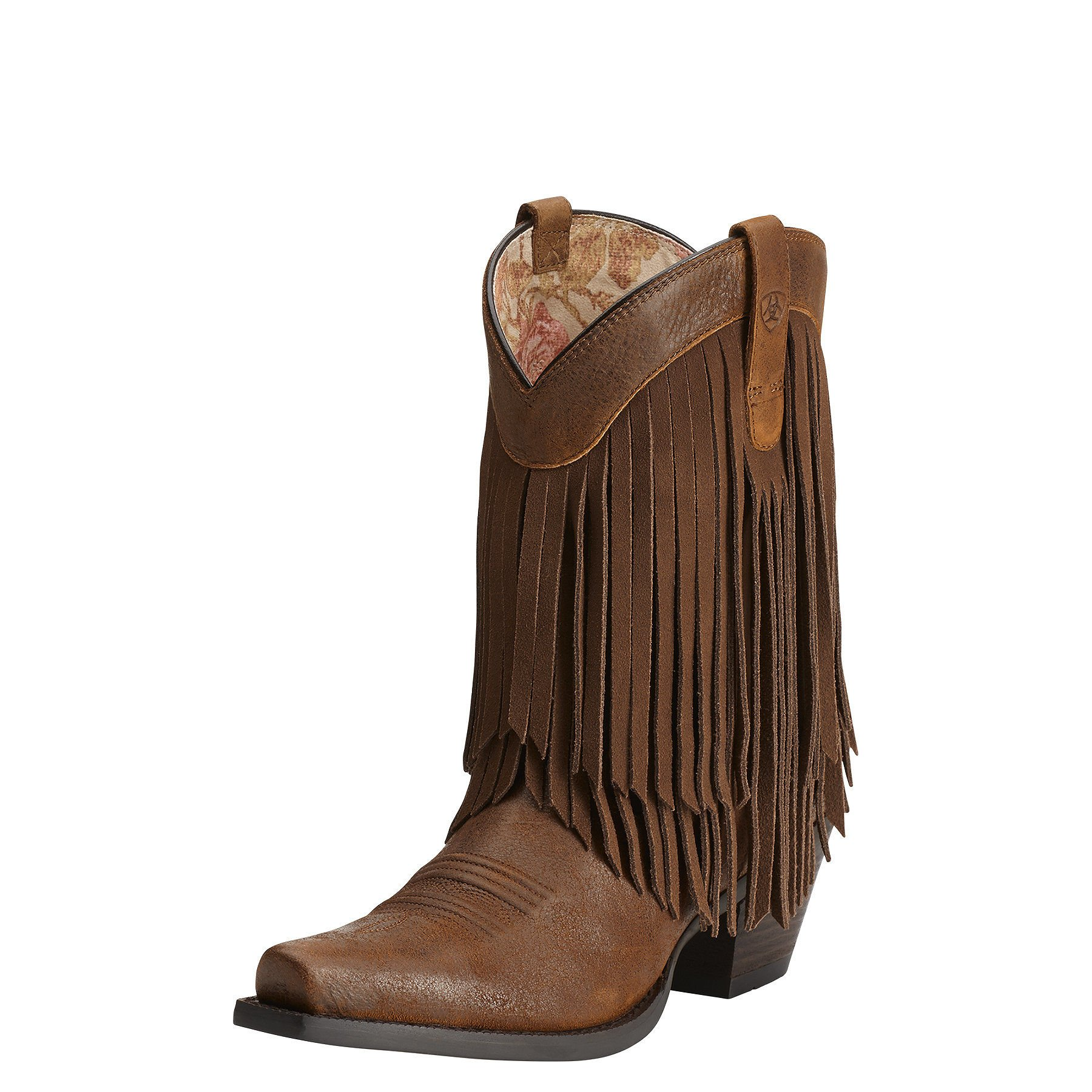 Ariat Women's Gold Rush Western Cowboy Boot, Terra Brown, 10 M US