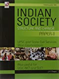Sociology: Indian Society Structure and Change (Paper II)