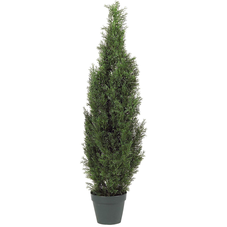 Nearly Natural 5172 4ft. Cedar Tree Silk Tree (Indoor/Outdoor)
