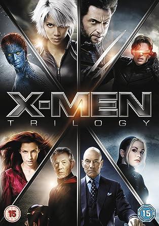 X Men Trilogy DVD 2000