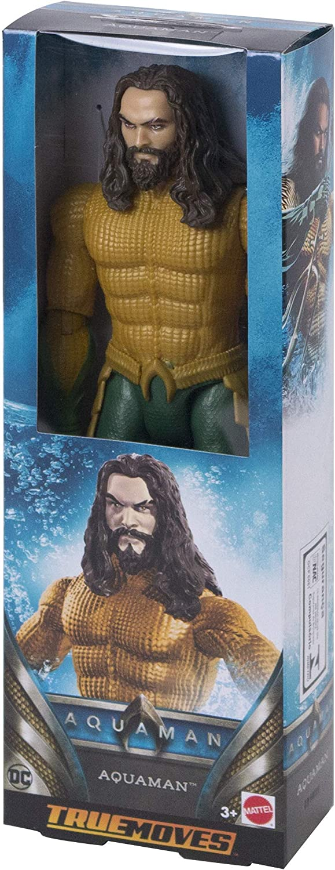 Aquaman Super Hero Figurine Key Chain DC Comics Figure Comics Spain SHDCK303