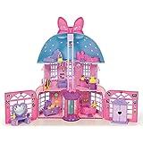 Minnie Mouse-182592MI4 Casa con muñecas,, 50 x 38 cm (Propio 182592)