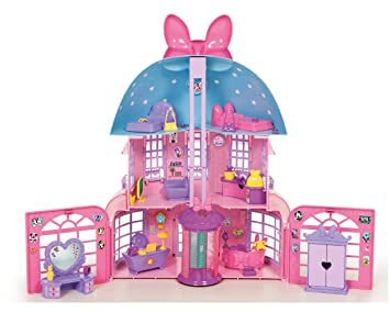 IMC Toys Mouse - Disney - Maison de Minnie - 182592: Amazon.fr: Jeux ...