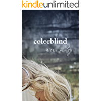 Colorblind book cover