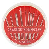 SINGER 00276 Assorted Hand Needles in