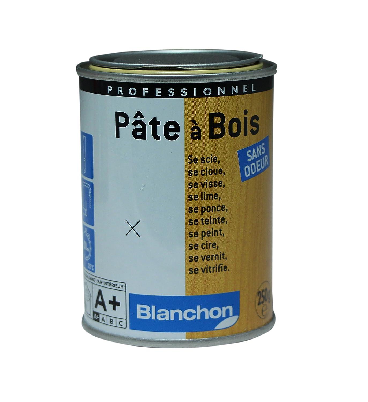 Pate a bois blanchon chene doré 250 grammes 01104898