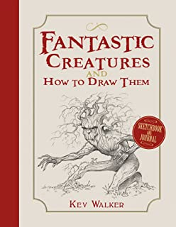 How to Draw Magical, Monstrous & Mythological Creatures: Discover