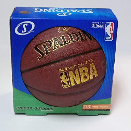 Amazon.com: Spalding – Elevación de baloncesto – Brown (27.5 ...
