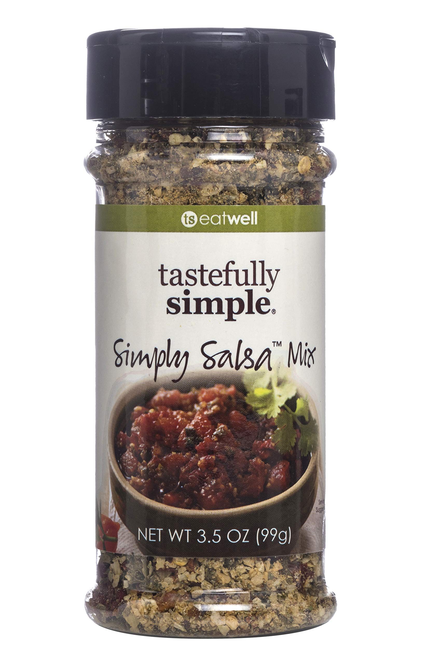 Tastefully Simple Simply Salsa Mix by Tastefully Simple