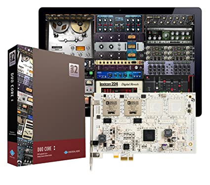 Amazon universal audio uad 2 duo core pcie dsp accelerator universal audio uad 2 duo core pcie dsp accelerator package stopboris Image collections