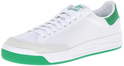 adidas Originals hombres Rod Laver Sneaker, blanco/blanco/Fairway, 8 M US: Amazon.es: Zapatos y complementos