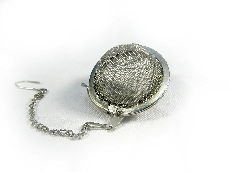 Cuisinox Mesh Tea Ball Infuser, Stainless Steel Cuisinox (Import) TEA-BAL