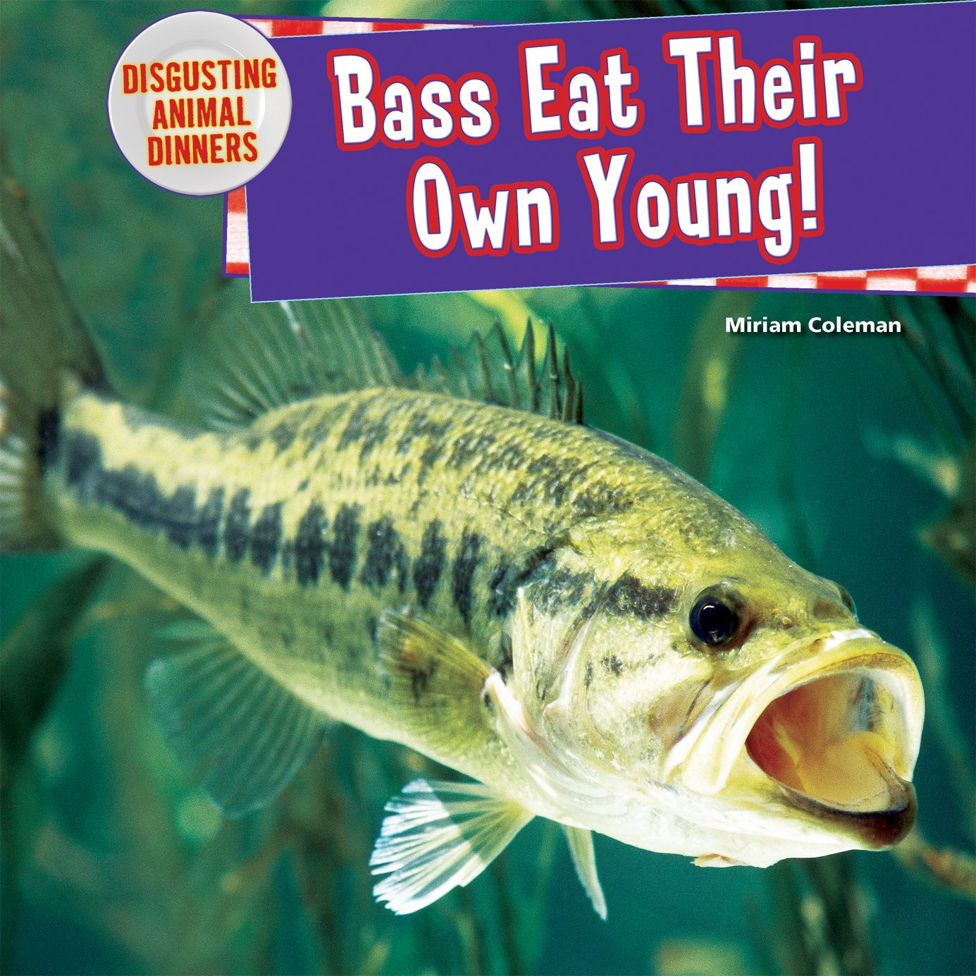 Bass Eat Their Own Young! (Disgusting Animal Dinners)