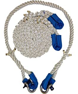 RopeServices UK 4X4 And Off Road Kinetic Recovery Tow Ropes X 8Mts 32Mm