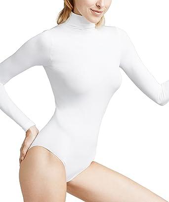 Falke Rich Cotton Femmes Body Ivory (2179) S 36-38 c76549ddfc3