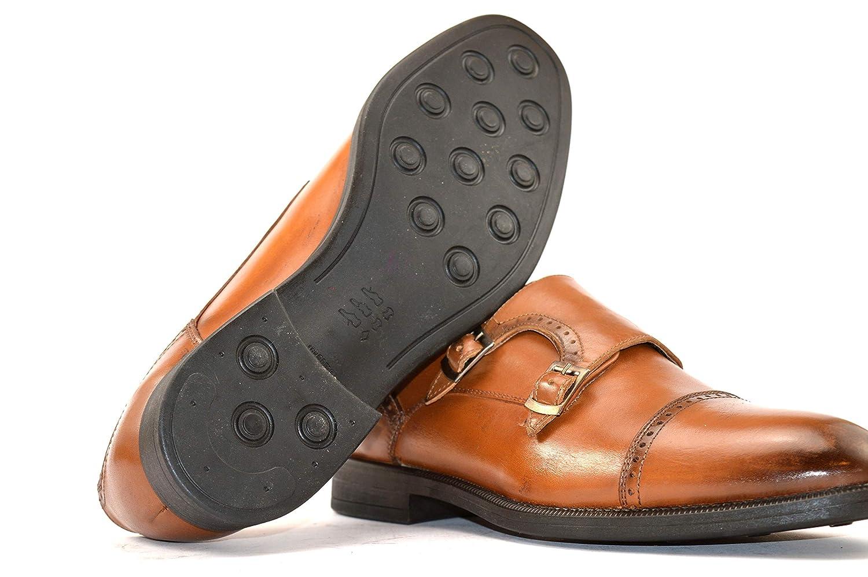 ZWEIGUT® Hamburg smuck #257W Schuhe Monkstrap Herren