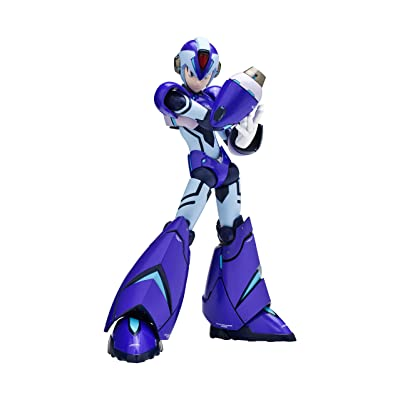 "TruForce Collectibles Designer Series X ""Megaman X"" Action Figure: Toys & Games"