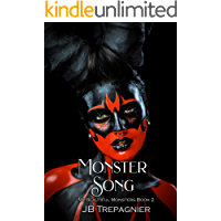 Monster Song: A Dark Reverse Harem Romance (My Beautiful Monsters Book 2) book cover