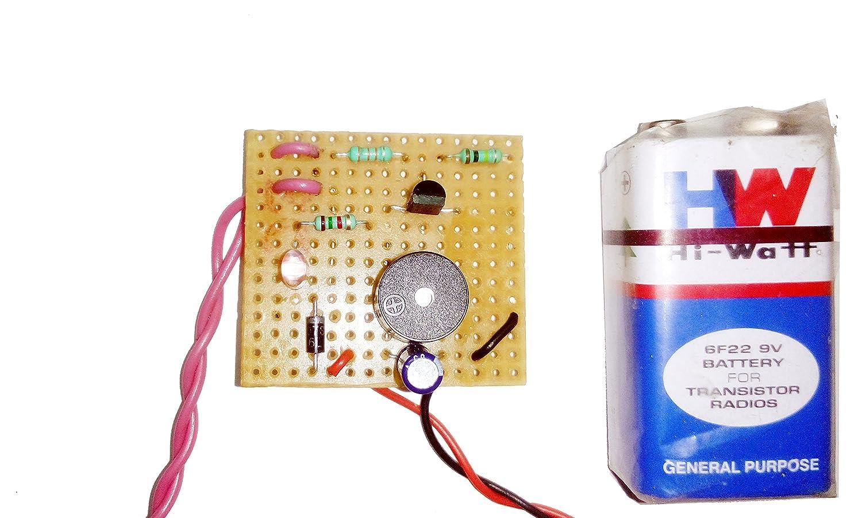Pke Fire Alarm Circuit Project Digital Temperature Sensor Using 555 Free Electronic