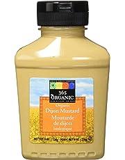 365 Everyday Value Mustard Dijon, 227 gram