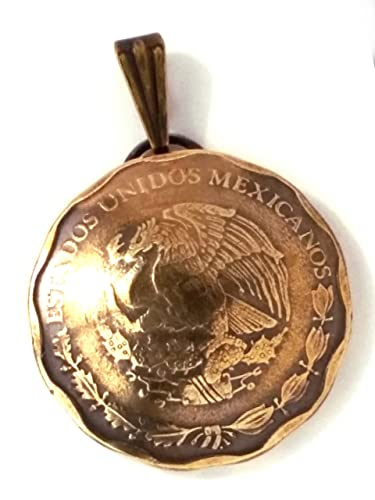 Amazoncom Golden Eagle Coin PendantGold Eagle Jewelry Necklace