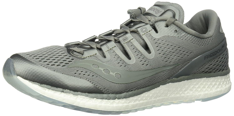 Saucony Freedom ISO Life On The Run Zapatillas Para Correr - SS17 40.5 EU Gris