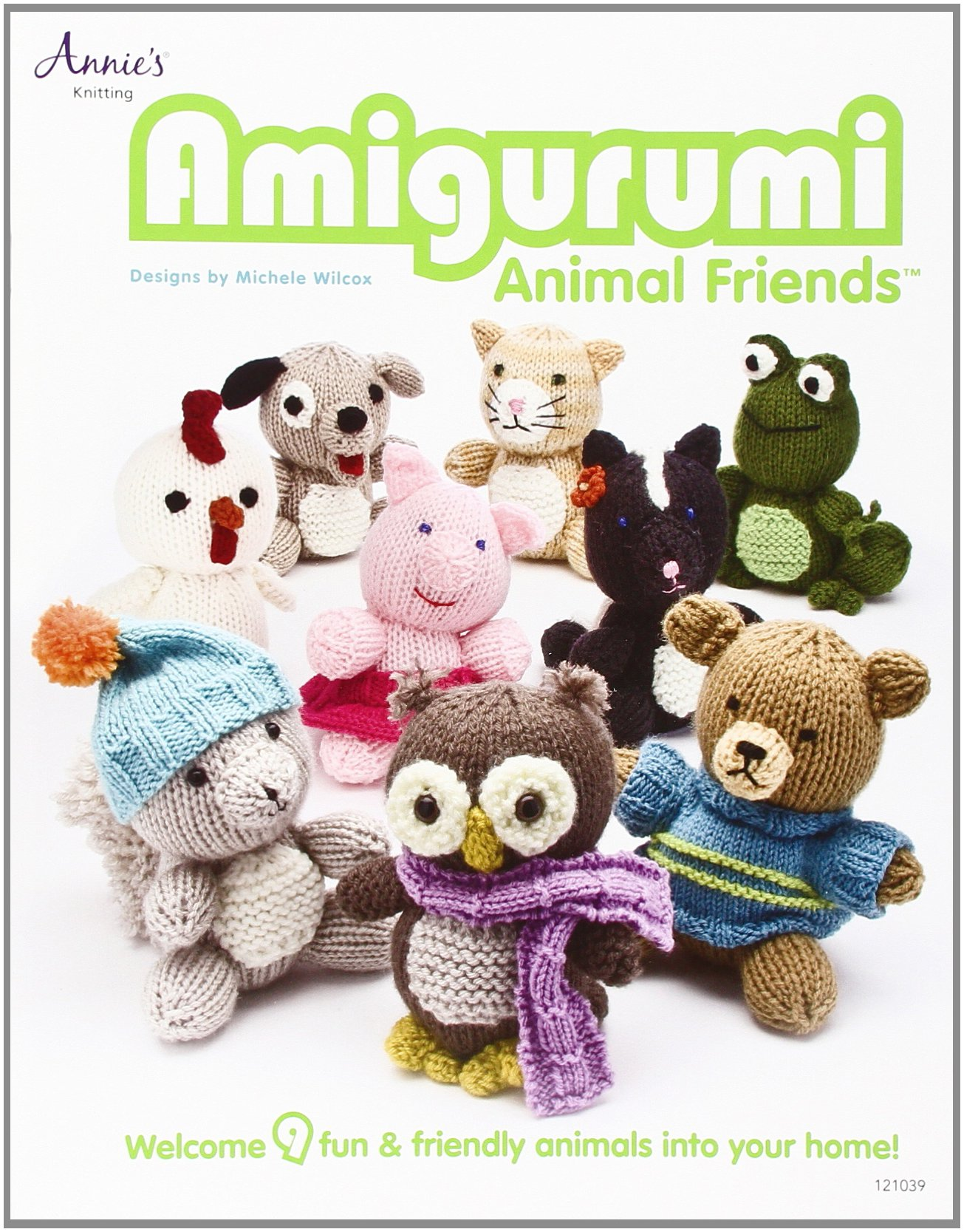Amigurumi Animal Friends: Amazon.es: Wilcox, Michele: Libros en idiomas extranjeros
