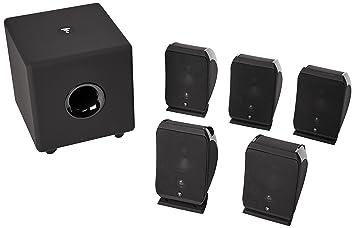 Amazon focal sibco series 51 jet black home theater focal sibco series 51 jet black home theater speakers sciox Choice Image