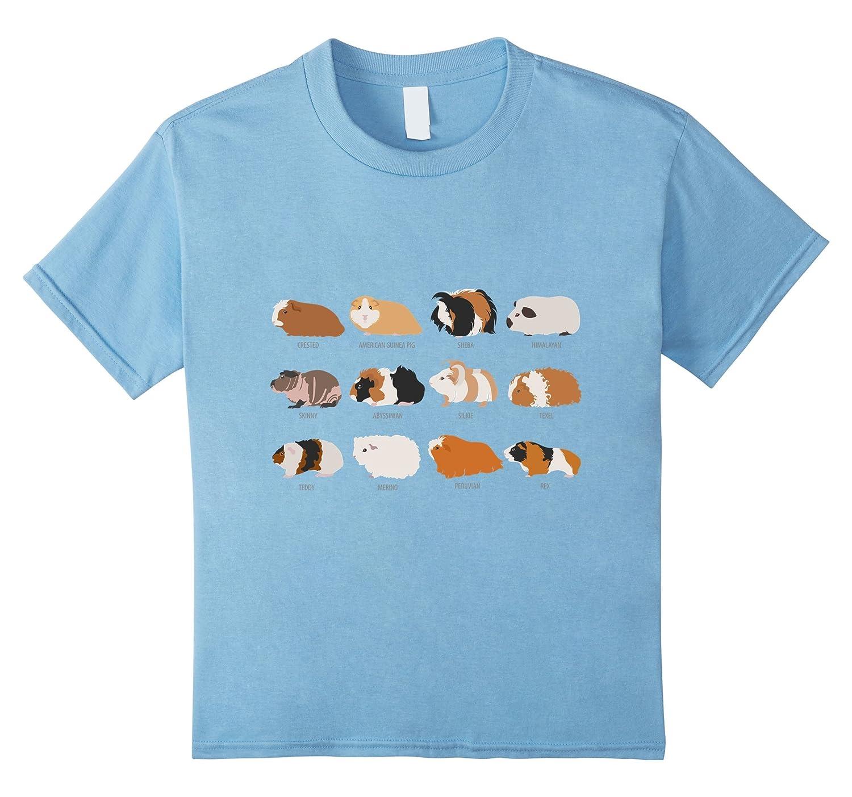 Womens Guinea Pig T Shirt Small-Awarplus