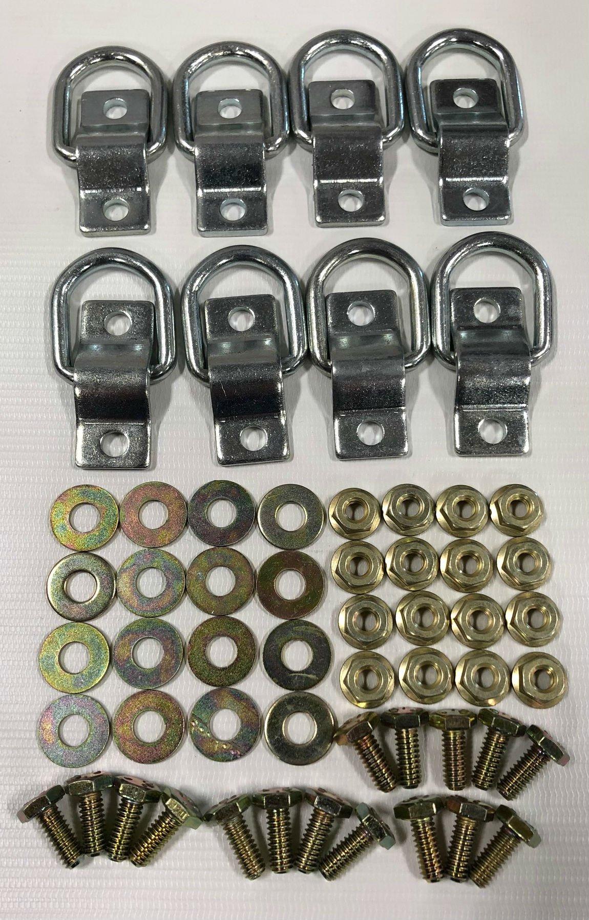 Triton 10809 Combo Companion Kit - Includes 8 Tie Downs