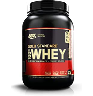 Optimum Nutrition Gold Standard 100% Whey Protein Powder, Peppermint Mocha, 2 Pound