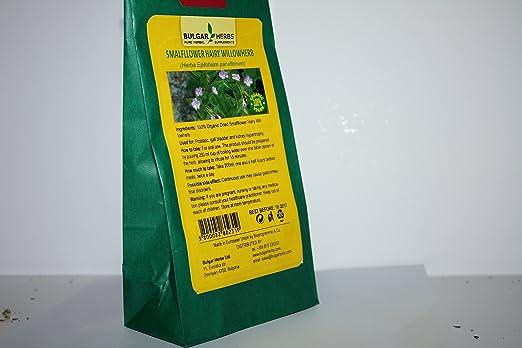 Amazon.com: Organic Dried Smalfllower Hairy Willowherb (Herba Epilobium Parviflorum) 2 Oz.: Health & Personal Care