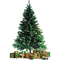 Wohaga® Àrbol de Navidad con Soporte 180cm /