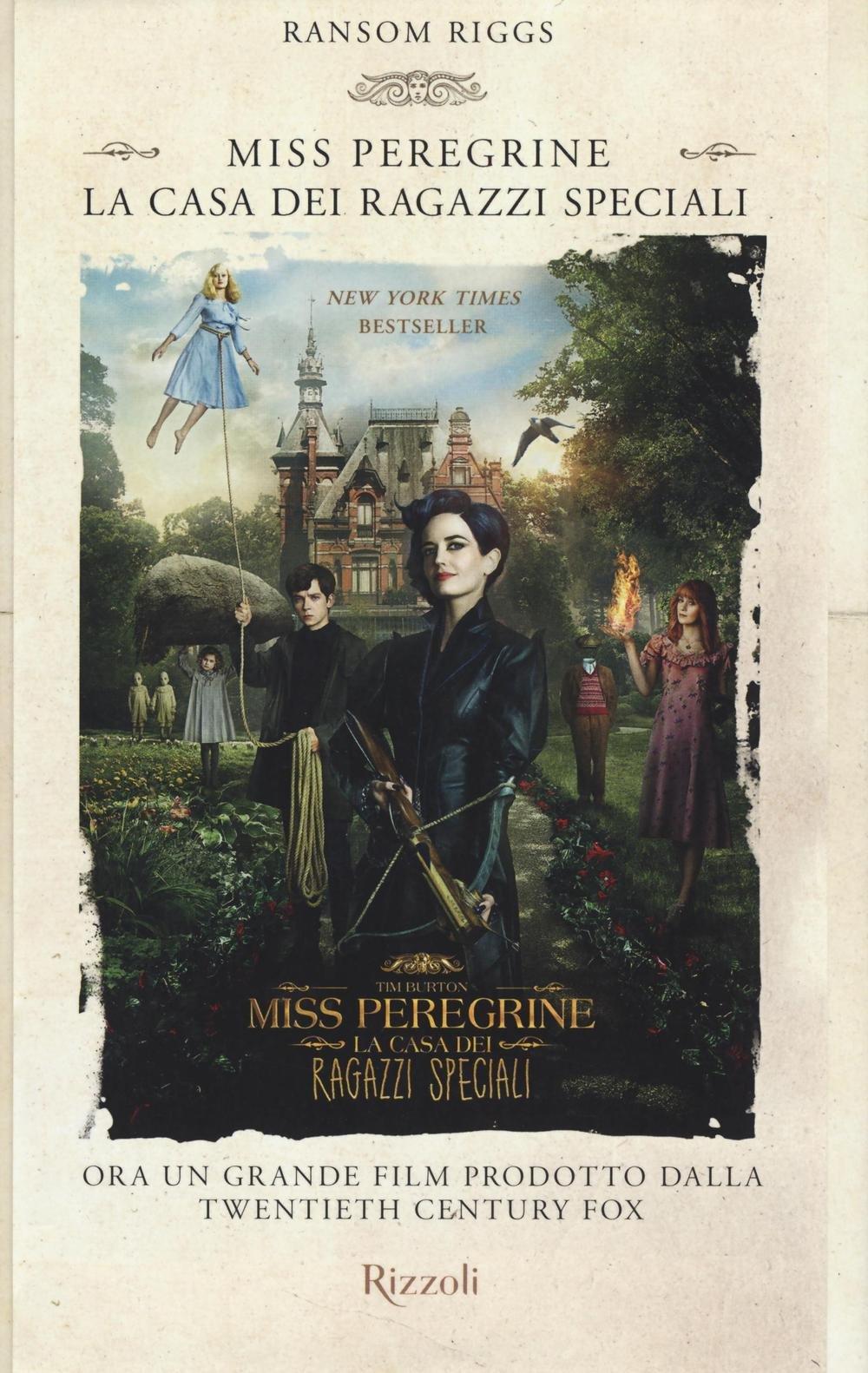 Recensione: La casa per bambini speciali di Miss Peregrine