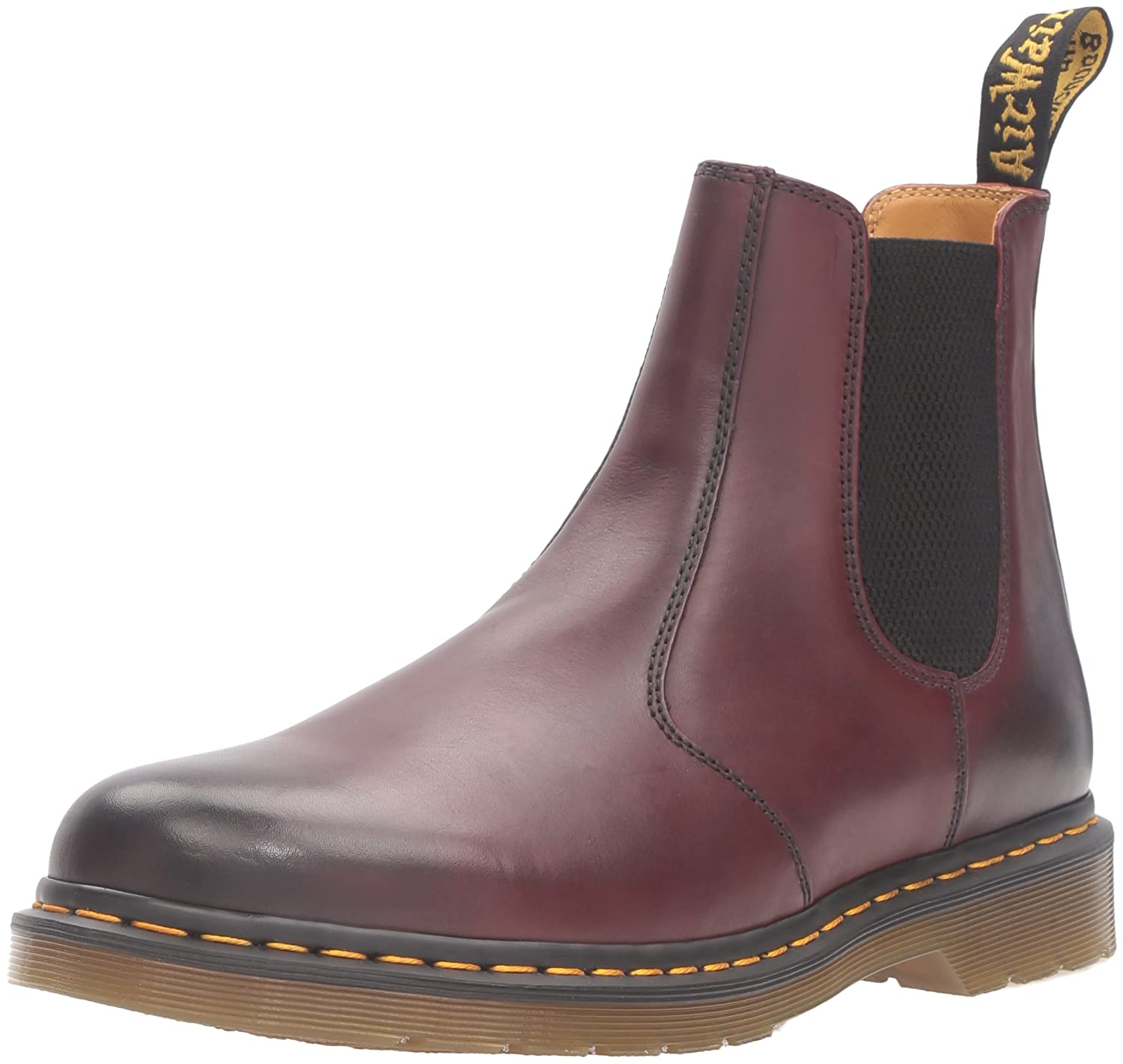 Amazon.com | Dr. Martens Men's 2976 Antique Temperley Chelsea Boot | Chelsea