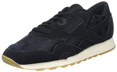 112cedff5d8 Reebok Herren Classic Nylon Sg Sneaker  Amazon.de  Schuhe   Handtaschen
