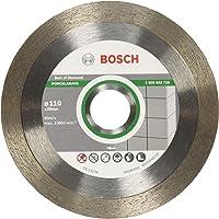 Disco diamantado liso Bosch Best for Porcelanato 110 x 20 x 1,6 x 10 mm