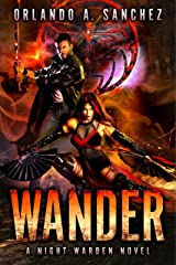 Wander-A Night Warden Novel Kindle Edition