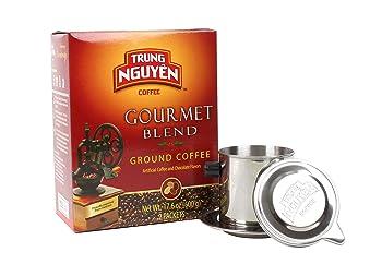 Trung Nguyen Gourmet Blend Vietnamese Coffee Brand