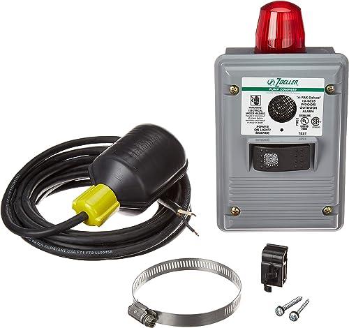 Zoeller 10-0623 A-Pak Indoor Outdoor Alarm System