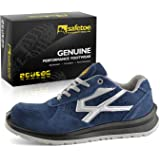 SAFETOE Men's Safety Shoes - L7328 Lightweight Sport Composite Toe Work Shoes
