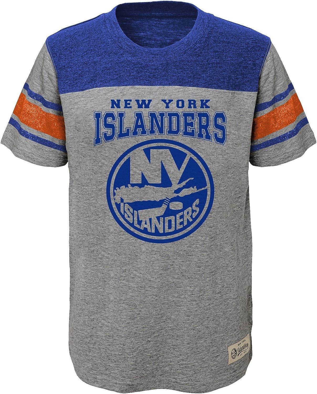 Outerstuff NHL NHL Philadelphia Flyers Youth Boys Quick Net Performance Short Sleeve Tee Youth Large Orange 14-16