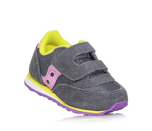 SAUCONY ST57180 JAZZ HL azul violet rose zapatos de bebé rasgan 20 PKwDP