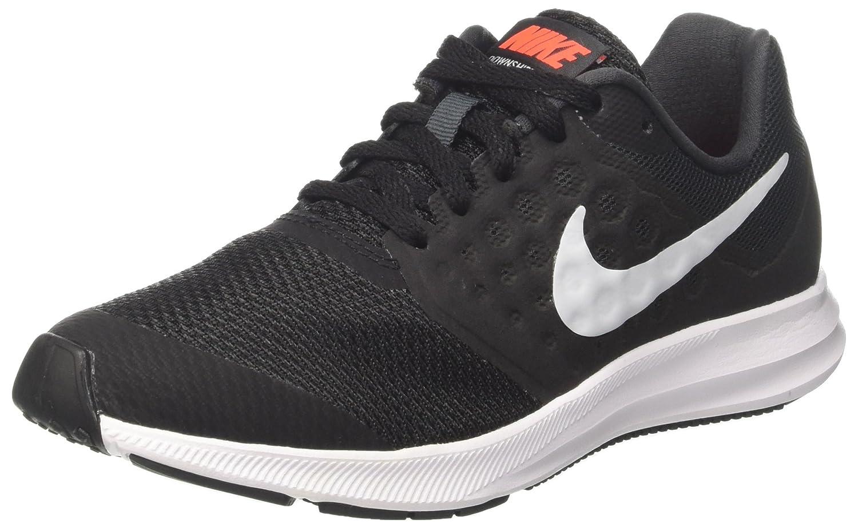 Nike Jungen Downshifter 7 (GS) Laufschuhe  37.5 EU|Grau (Anthracite/Pure Platinum/Black)