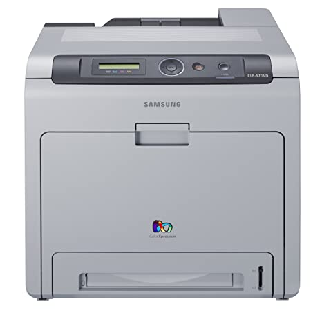 Samsung Impresora Laser Color Clp-670Nd A4 24Ppm 2400Dpi Red USB 2 ...