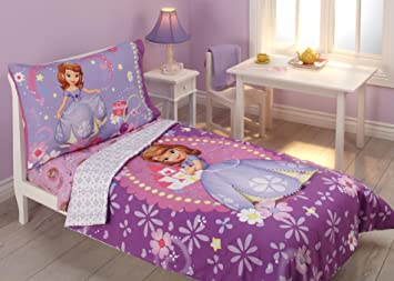 best loved 231b1 74558 Disney Sofia The First 4 Piece Toddler Set