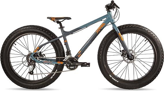 s. Cool Niños XT Fat 26 – 18 Juvenil para Bicicleta, Color Grey ...