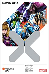 Dawn Of X Vol. 5 Kindle Edition